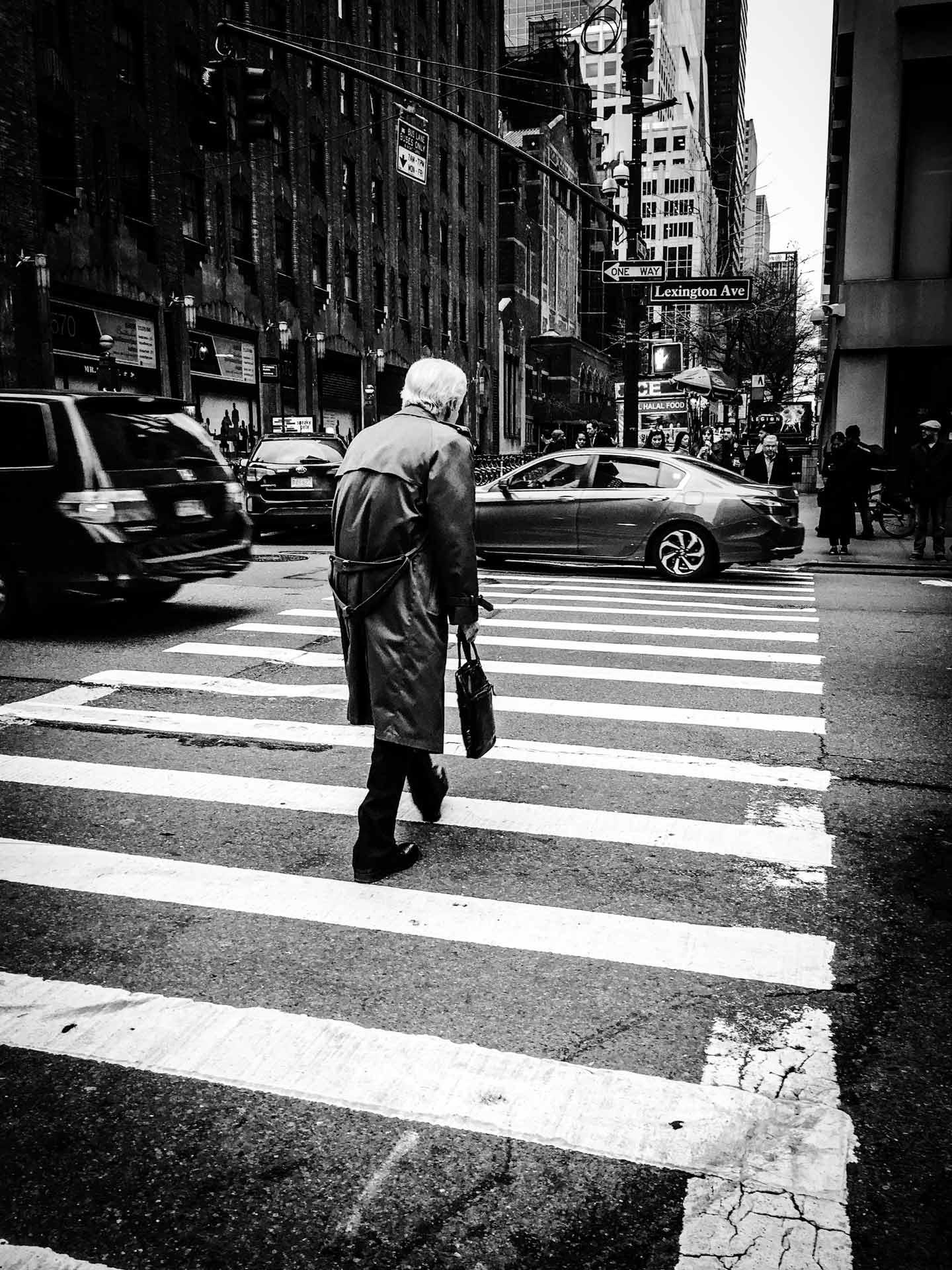 Newyorker. Photo: Mafe Izaguirre